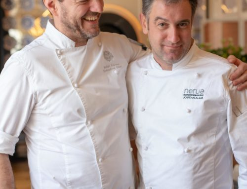 Basque cuisine in the heart of Warsaw – Executive Chef Beñat Alonso & Chef Josean Alija with a Michelin star they will meet at the EUROPEJSKI GRILL restaurant