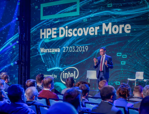 Conference HPE Discover More 2019