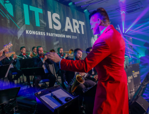 "Hewlett Packard Awards ""IT IS ART"" 2019"